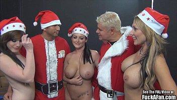 好的他妈的两个圣诞老人的三个画tatoase