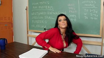 Having Sex With Her Teacher Gets Fucked In School