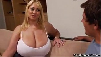 Big Tits Can't Get Rid Of Her When I Fuck Her