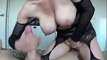 Her Pussy Neatly Arranged To Suck The Dick Of Her Lover And He's Filming It