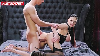 The Fantasy Sex With Aletta Ocean Riding Big Dick